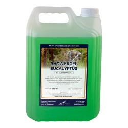 Claudius Showergel Eucalyptus - 5 liter