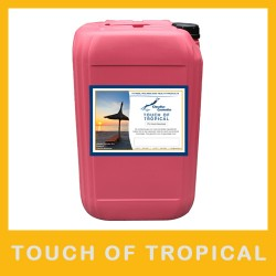 Claudius Showergel Touch of Tropical - 25 liter